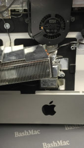 Clean-up iMac