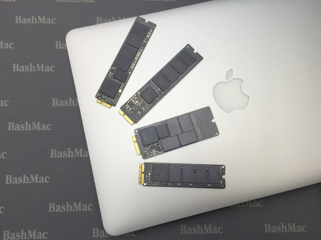 SSD MacBook Air or MAcBook Pro Retina