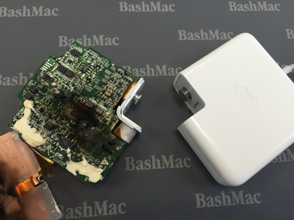 Apple MagSafe Power Supply Repair