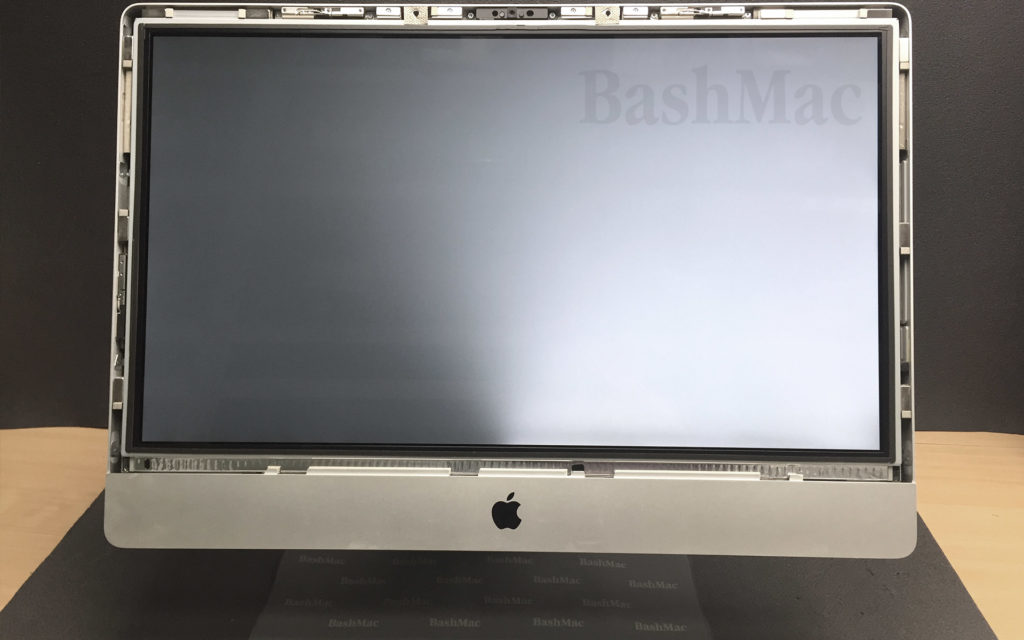 iMac repair LCD screen